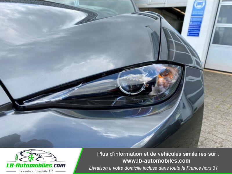 Mazda MX-5 1.5L SKYACTIV-G 132 ch Gris occasion à Beaupuy - photo n°8