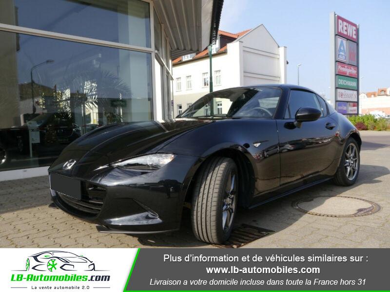 Mazda MX-5 1.5L SKYACTIV-G 132 ch Noir occasion à Beaupuy