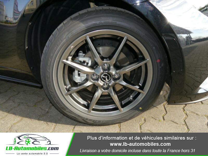 Mazda MX-5 1.5L SKYACTIV-G 132 ch Noir occasion à Beaupuy - photo n°9