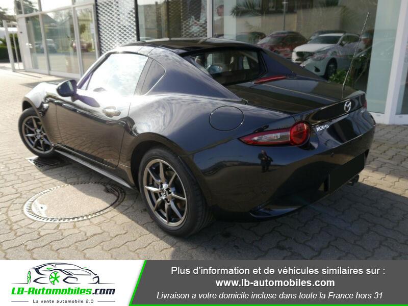 Mazda MX-5 1.5L SKYACTIV-G 132 ch Noir occasion à Beaupuy - photo n°3