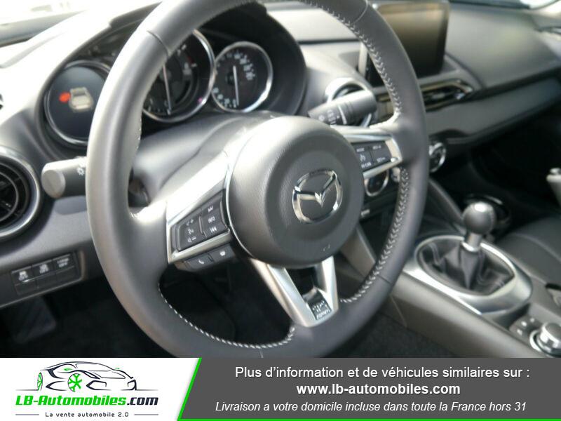 Mazda MX-5 1.5L SKYACTIV-G 132 ch Noir occasion à Beaupuy - photo n°2