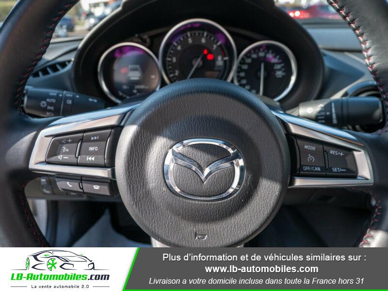 Mazda MX-5 1.5L SKYACTIV-G 132 ch Blanc occasion à Beaupuy - photo n°9