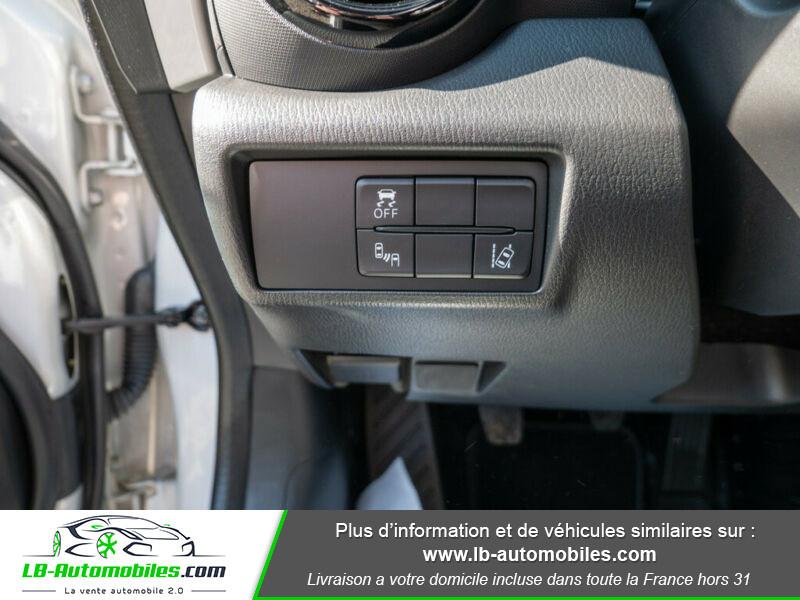 Mazda MX-5 1.5L SKYACTIV-G 132 ch Blanc occasion à Beaupuy - photo n°7