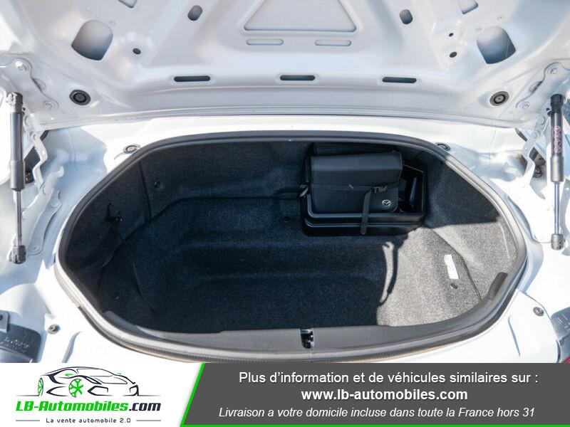 Mazda MX-5 1.5L SKYACTIV-G 132 ch Blanc occasion à Beaupuy - photo n°13