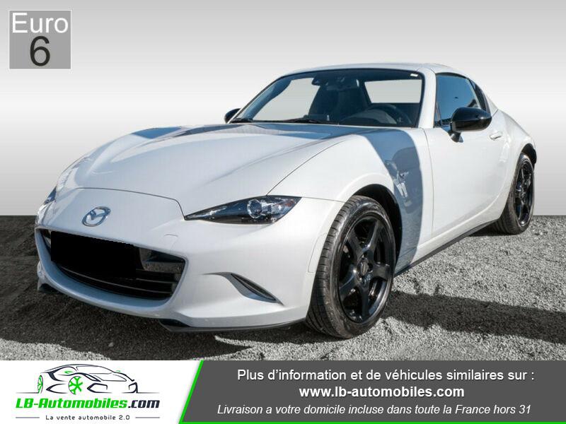 Mazda MX-5 1.5L SKYACTIV-G 132 ch Blanc occasion à Beaupuy