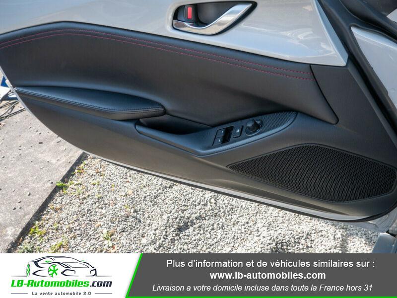 Mazda MX-5 1.5L SKYACTIV-G 132 ch Blanc occasion à Beaupuy - photo n°5