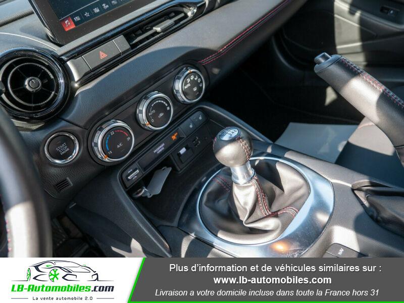Mazda MX-5 1.5L SKYACTIV-G 132 ch Blanc occasion à Beaupuy - photo n°11