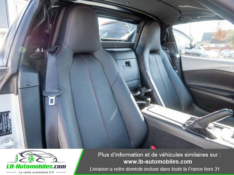 Mazda MX-5 1.5L SKYACTIV-G 132 ch Blanc occasion à Beaupuy - photo n°12