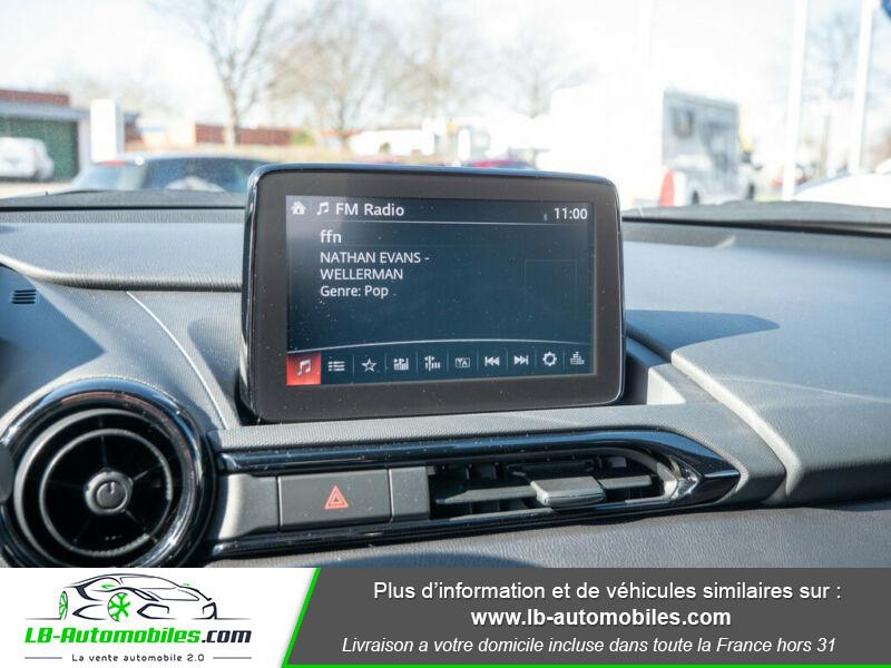 Mazda MX-5 1.5L SKYACTIV-G 132 ch Blanc occasion à Beaupuy - photo n°10