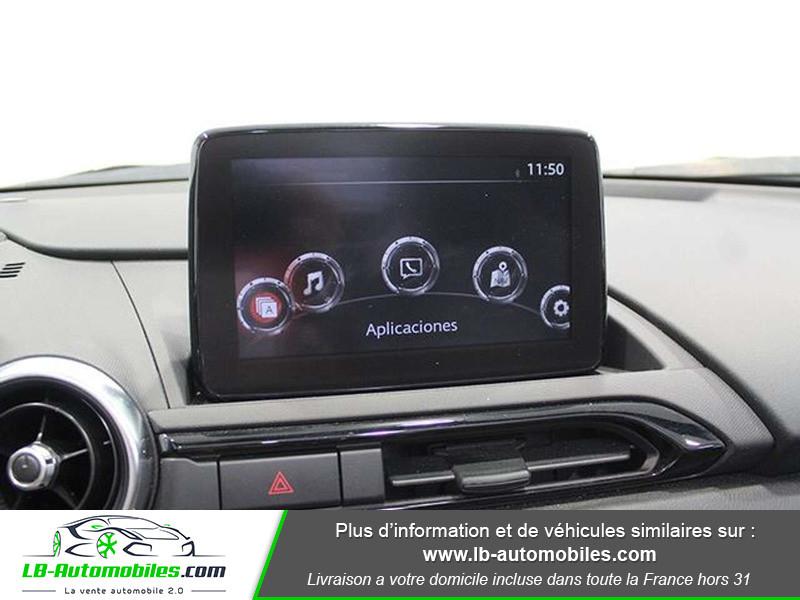 Mazda MX-5 1.5L SKYACTIV-G 132 ch Gris occasion à Beaupuy - photo n°5