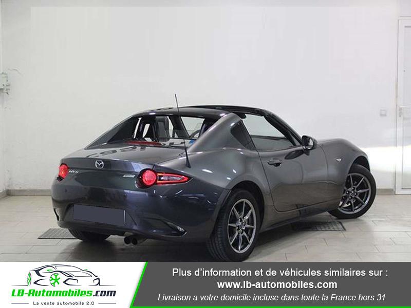 Mazda MX-5 1.5L SKYACTIV-G 132 ch Gris occasion à Beaupuy - photo n°3