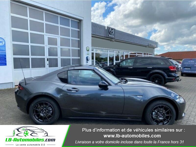 Mazda MX-5 1.5L SKYACTIV-G 132 ch Gris occasion à Beaupuy - photo n°7