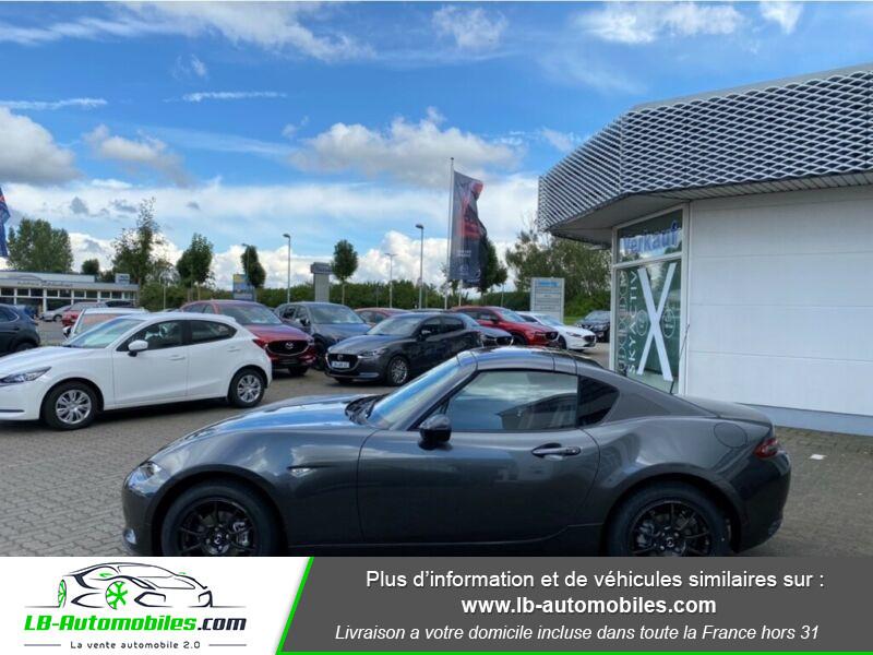 Mazda MX-5 1.5L SKYACTIV-G 132 ch Gris occasion à Beaupuy - photo n°6