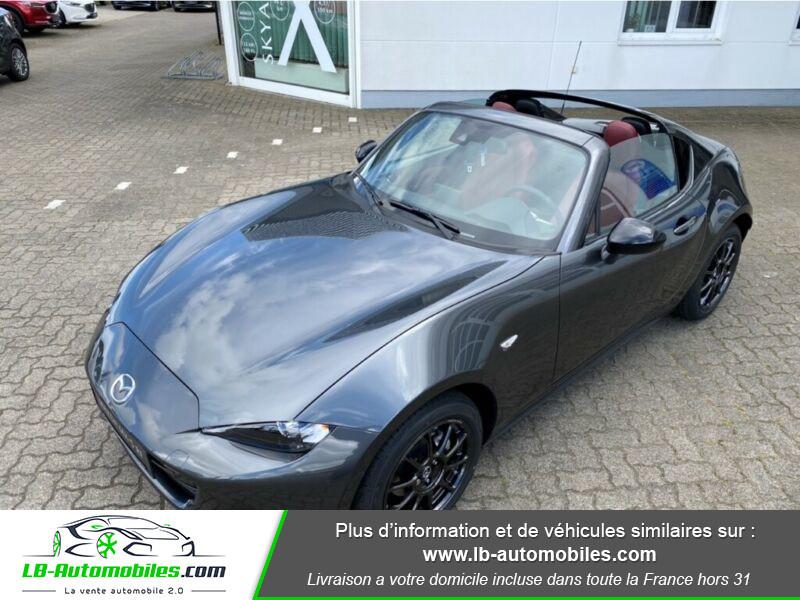 Mazda MX-5 1.5L SKYACTIV-G 132 ch Gris occasion à Beaupuy