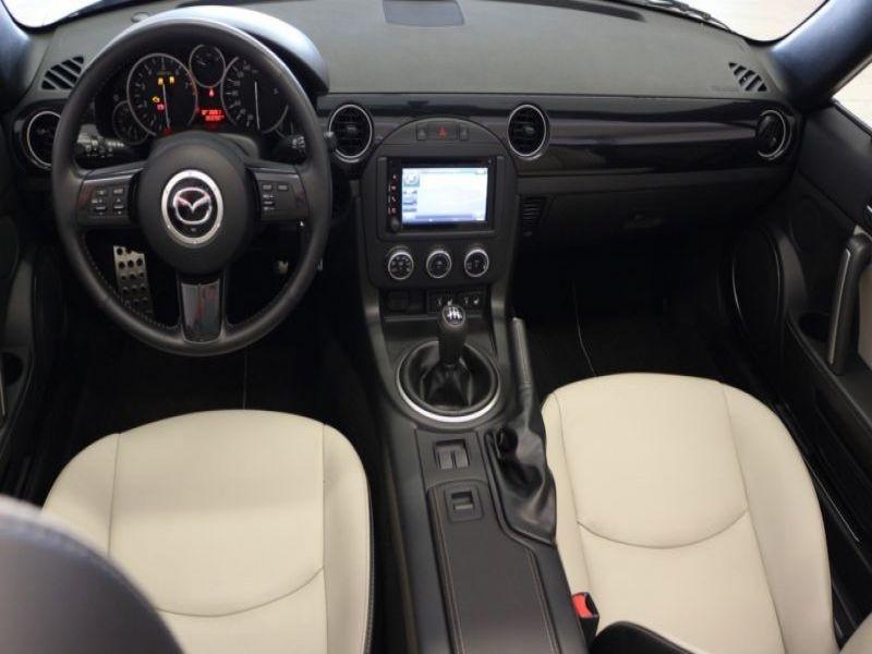 Mazda MX-5 1.8 MZR Blanc occasion à Beaupuy - photo n°8