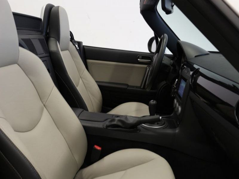 Mazda MX-5 1.8 MZR Blanc occasion à Beaupuy - photo n°9