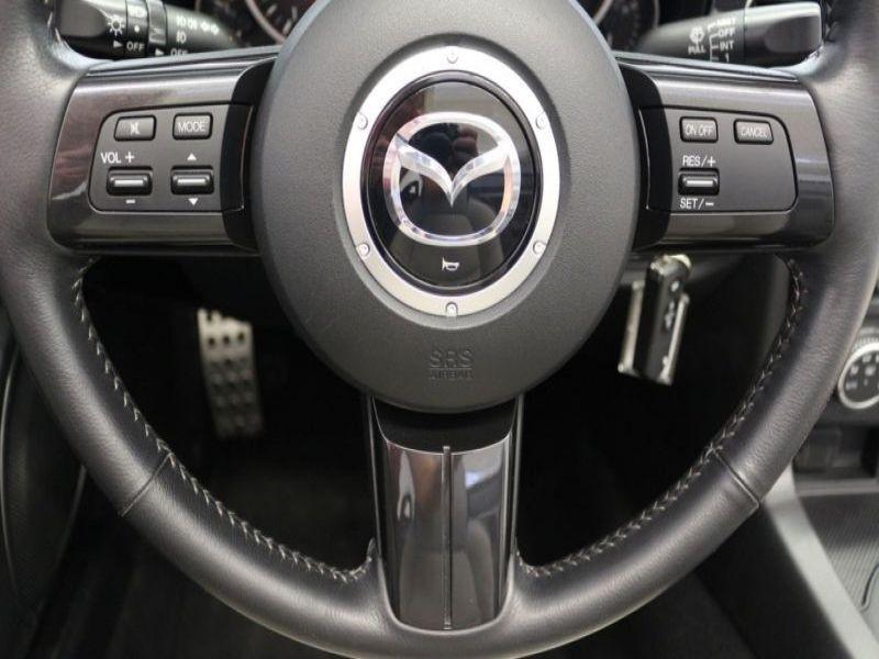 Mazda MX-5 1.8 MZR Blanc occasion à Beaupuy - photo n°6