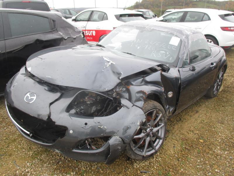 Mazda MX-5 1.8i 126 / FP152 Gris occasion à Espalion - photo n°2
