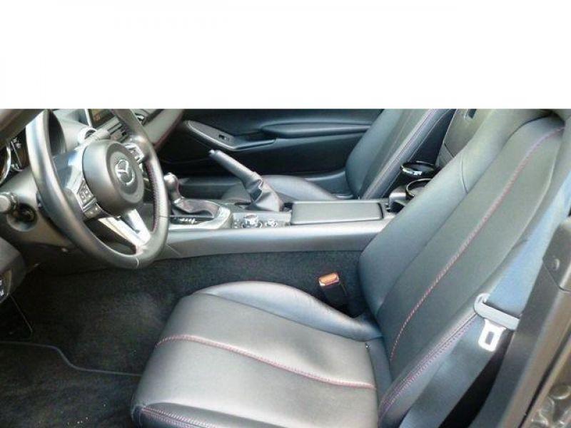 Mazda MX-5 2.0 Skyactiv-G 160 RF BVA Gris occasion à Beaupuy - photo n°4