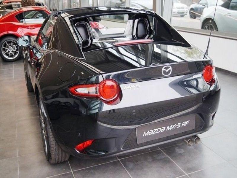 Mazda MX-5 2.0 Skyactiv-G 160 RF BVA Noir occasion à Beaupuy - photo n°3
