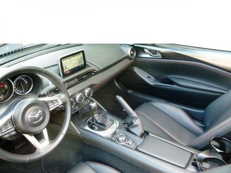 Mazda MX-5 2.0 Skyactiv-G 160 RF BVA Gris occasion à Beaupuy - photo n°2