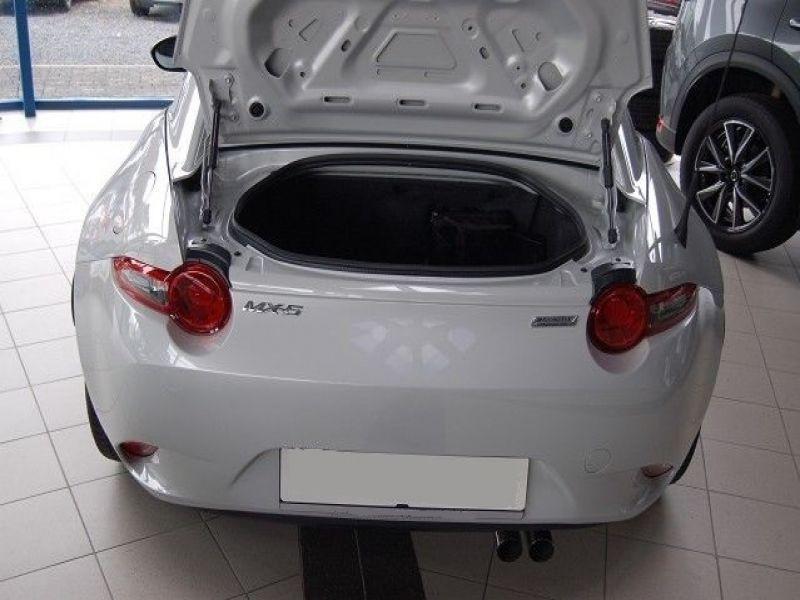 Mazda MX-5 2.0 Skyactiv-G 160 RF Blanc occasion à Beaupuy - photo n°4