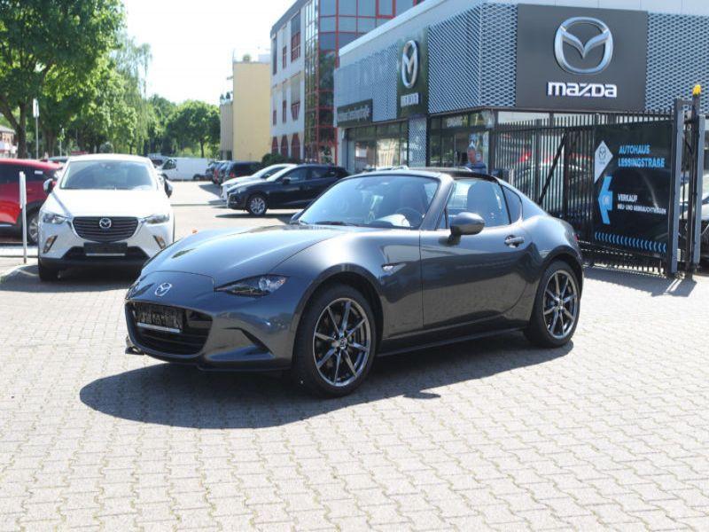 Mazda MX-5 2.0 Skyactiv-G 160 RF Gris occasion à Beaupuy