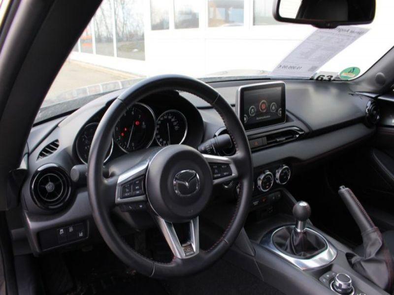 Mazda MX-5 2.0 Skyactiv-G 160 Gris occasion à Beaupuy - photo n°2