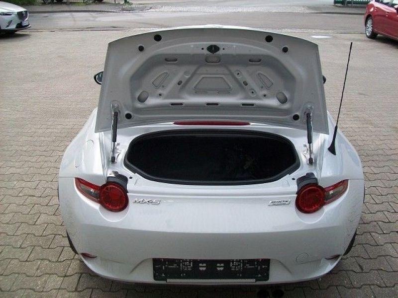 Mazda MX-5 2.0 Skyactiv-G 160 Blanc occasion à Beaupuy - photo n°6