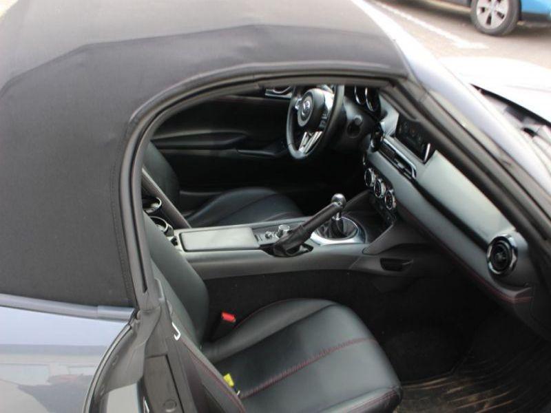 Mazda MX-5 2.0 Skyactiv-G 160 Gris occasion à Beaupuy - photo n°4