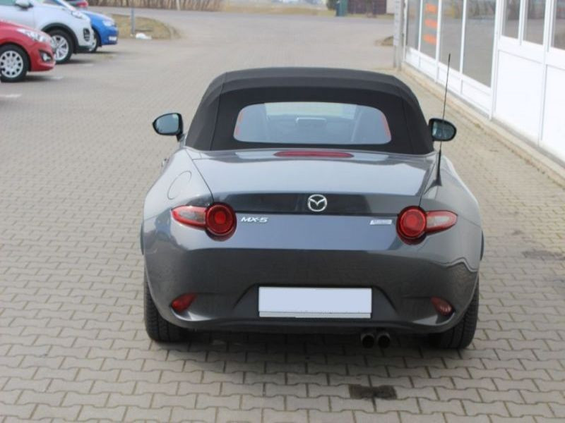 Mazda MX-5 2.0 Skyactiv-G 160 Gris occasion à Beaupuy - photo n°7