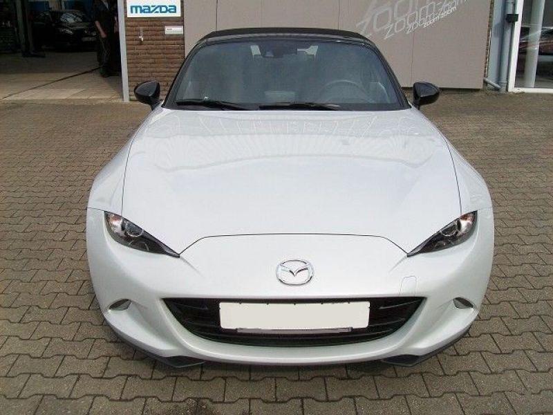Mazda MX-5 2.0 Skyactiv-G 160 Blanc occasion à Beaupuy - photo n°9