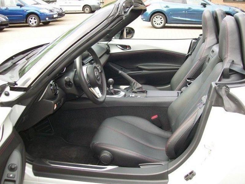 Mazda MX-5 2.0 Skyactiv-G 160 Blanc occasion à Beaupuy - photo n°4