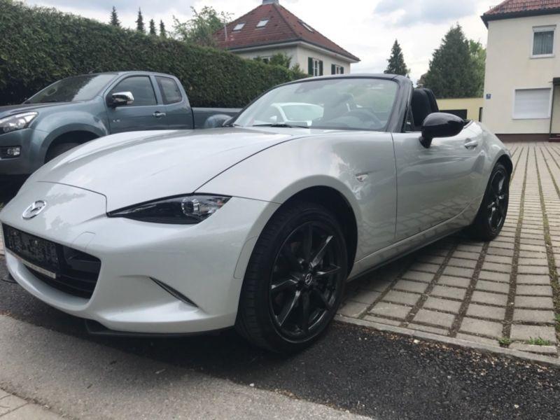 Mazda MX-5 2.0 Skyactiv-G 160 Blanc occasion à Beaupuy