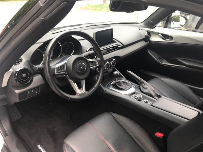 Mazda MX-5 2.0 Skyactiv-G 160 Blanc occasion à Beaupuy - photo n°2