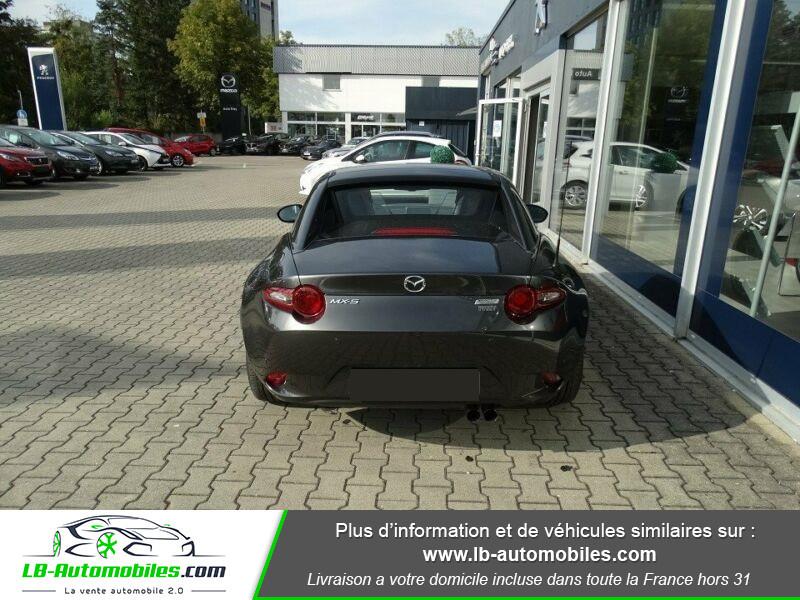 Mazda MX-5 2.0L SKYACTIV-G 160 ch Gris occasion à Beaupuy - photo n°9