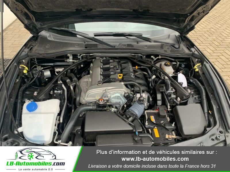 Mazda MX-5 2.0L SKYACTIV-G 160 ch Noir occasion à Beaupuy - photo n°7