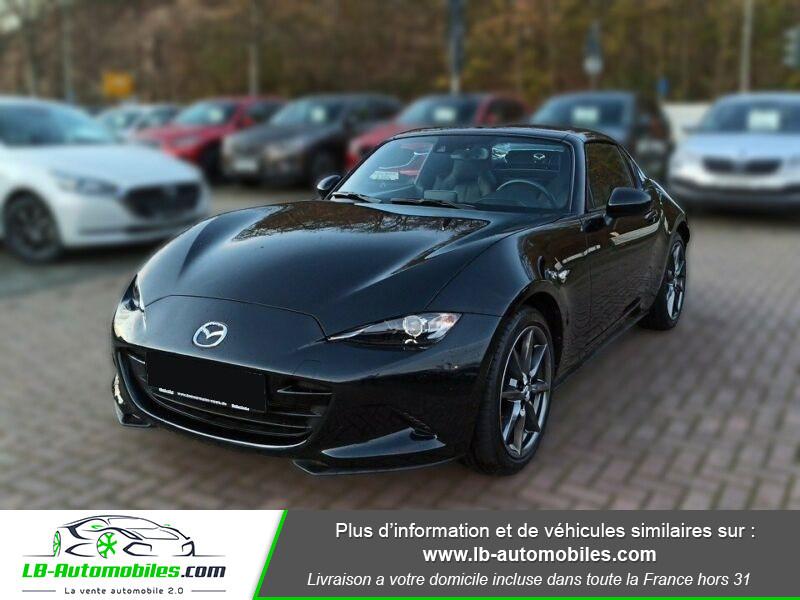Mazda MX-5 2.0L SKYACTIV-G 160 ch Noir occasion à Beaupuy