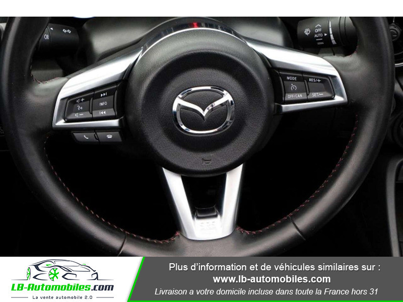 Mazda MX-5 2.0L SKYACTIV-G 160 ch Bleu occasion à Beaupuy - photo n°5