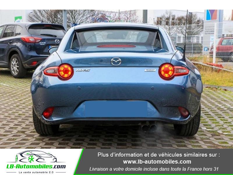 Mazda MX-5 2.0L SKYACTIV-G 160 ch Bleu occasion à Beaupuy - photo n°9
