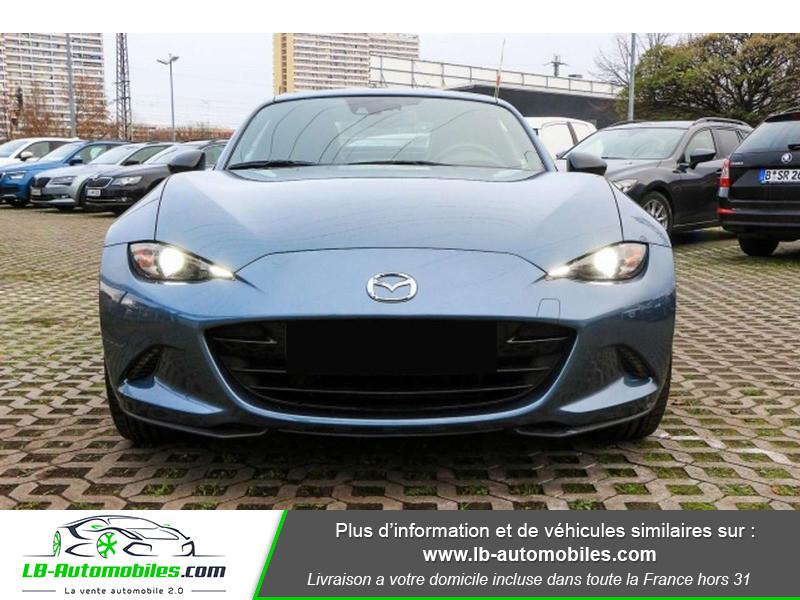 Mazda MX-5 2.0L SKYACTIV-G 160 ch Bleu occasion à Beaupuy - photo n°8