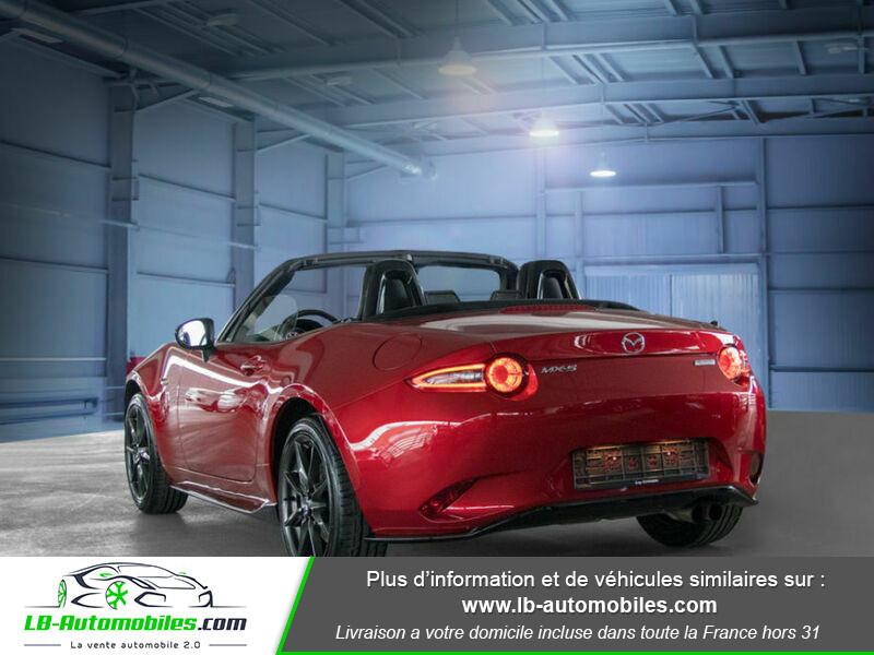 Mazda MX-5 2.0L SKYACTIV-G 160 ch Rouge occasion à Beaupuy - photo n°13
