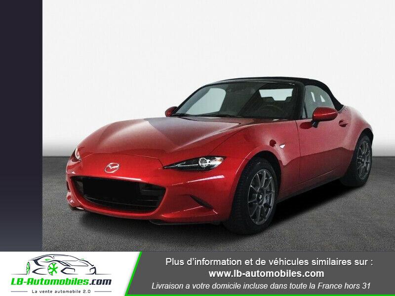 Mazda MX-5 2.0L SKYACTIV-G 160 ch Rouge occasion à Beaupuy