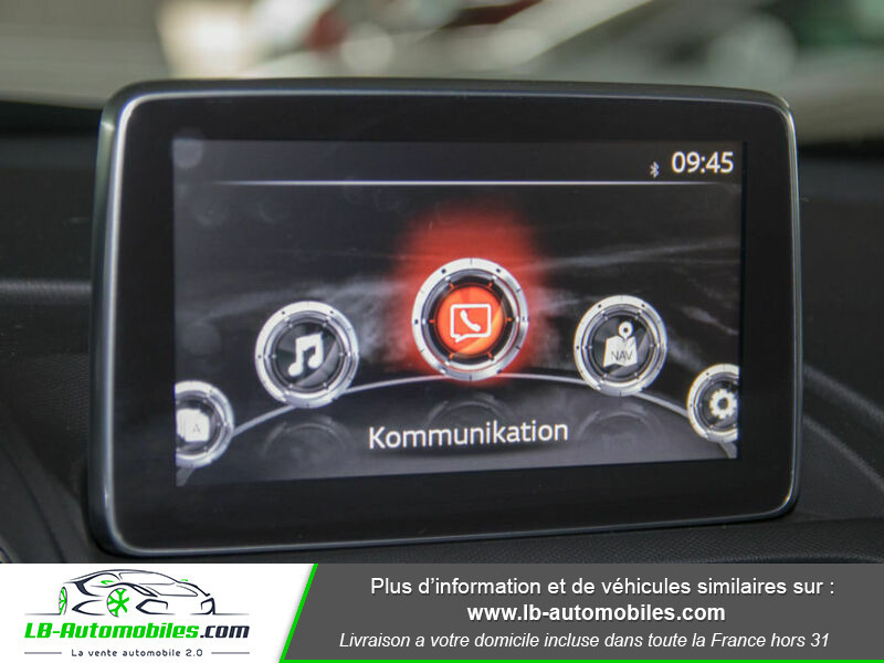 Mazda MX-5 2.0L SKYACTIV-G 160 ch Rouge occasion à Beaupuy - photo n°5