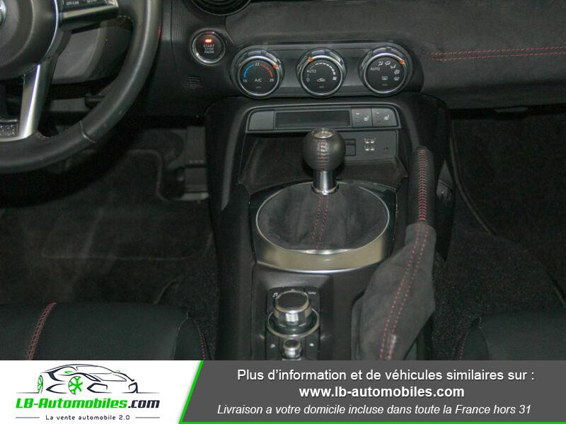 Mazda MX-5 2.0L SKYACTIV-G 160 ch Rouge occasion à Beaupuy - photo n°17