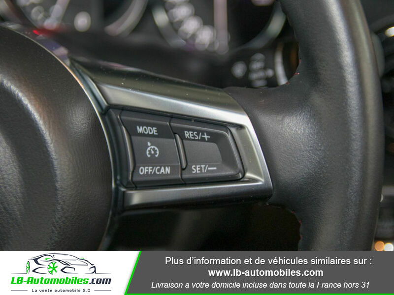 Mazda MX-5 2.0L SKYACTIV-G 160 ch Rouge occasion à Beaupuy - photo n°6