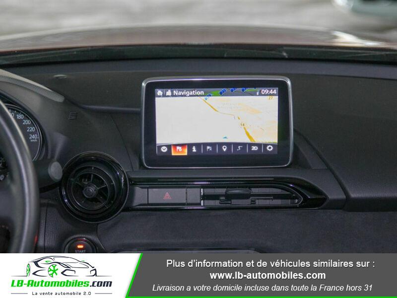 Mazda MX-5 2.0L SKYACTIV-G 160 ch Rouge occasion à Beaupuy - photo n°18