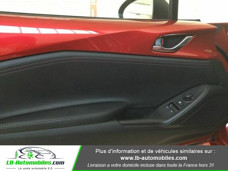 Mazda MX-5 2.0L SKYACTIV-G 160 ch Rouge occasion à Beaupuy - photo n°8