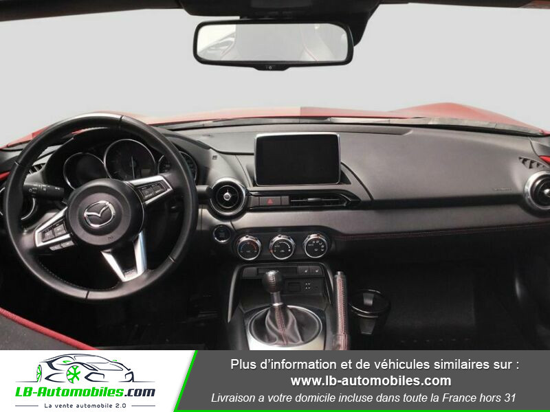 Mazda MX-5 2.0L SKYACTIV-G 160 ch Rouge occasion à Beaupuy - photo n°2