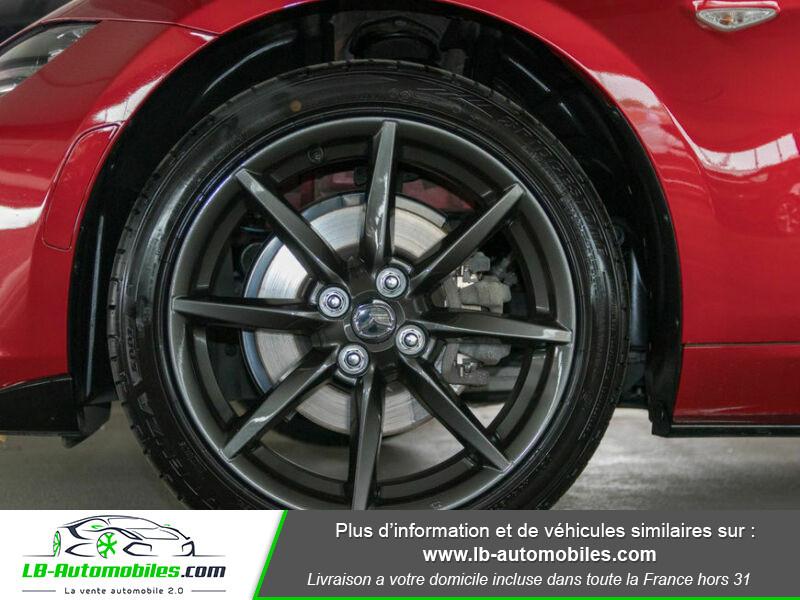 Mazda MX-5 2.0L SKYACTIV-G 160 ch Rouge occasion à Beaupuy - photo n°15